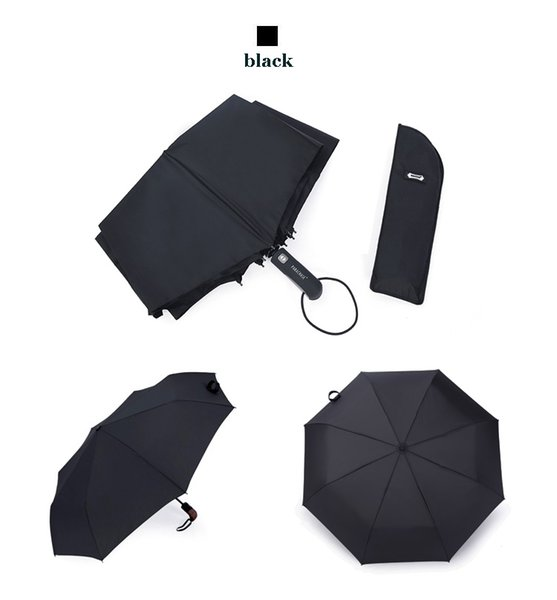 b5db9c9bee41 2018 Good Quality Brand Folding Windproof Blue Rain Gear Paraguas Larger  Men'S Nylon Automatic Umbrella From Umbrellaaaa, $29.15 | Dhgate.Com