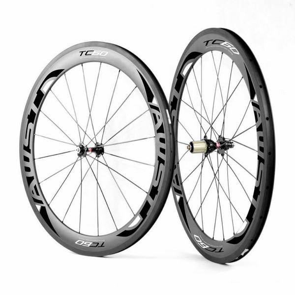 Top sale !!! UD matt finish clincher 60mm voal road bike carbon wheels 23mm basalt surafce bicycle wheels ceramic bearing hubs free shipping