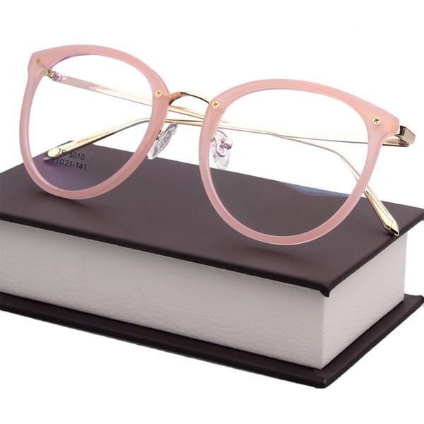 2018 Wholesale New Oculos De Grau Ultra Light Tr90 Eyeglasses Frames ...