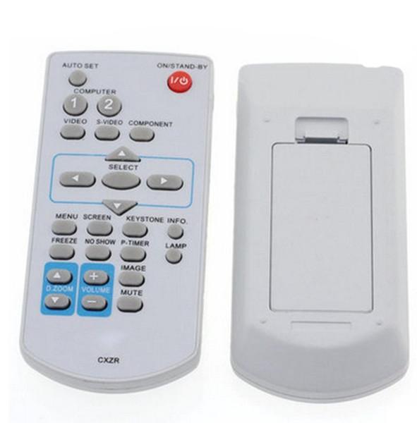 Wholesale- télécommande compatible pour Sanyo projecteur PLC-XU355A PLC-XU305A PLC-XU350A PLC-XU300A PLC-XU301A PLC-XW65 PLC-XW65K PLC-XU106