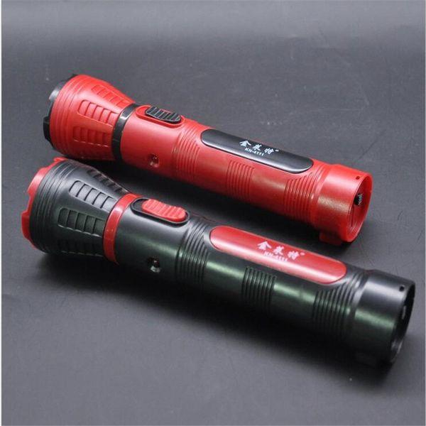 Tragbare mini usb wiederaufladbare 350lm led taschenlampe outdoor reise fokus einstellbar starkes licht taschenlampe 3-mode mit gurt