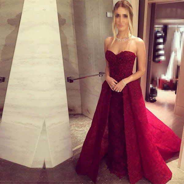 Prom Dresses with Detachable Skirts