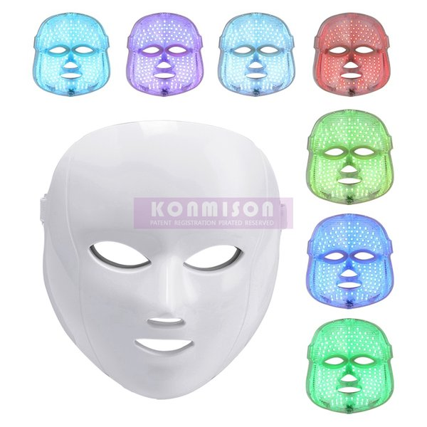 Led Light Therapy Mask For Scar Removal Acne Treatment Freckle Removal LED  Facial Mask Home Use Led Skin Rejuvenation Led Therapy For Skin From