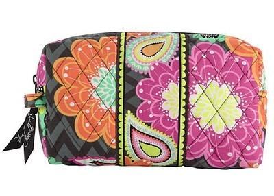 NWT Medium Cosmetic Bag Pencil Case Storage Pouch Purse