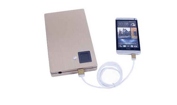 High-end notebook power bank 50000 mah export free shipping. Mobile notebook universal general external battery