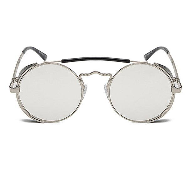 C4 Silver Frame Silver Mirror