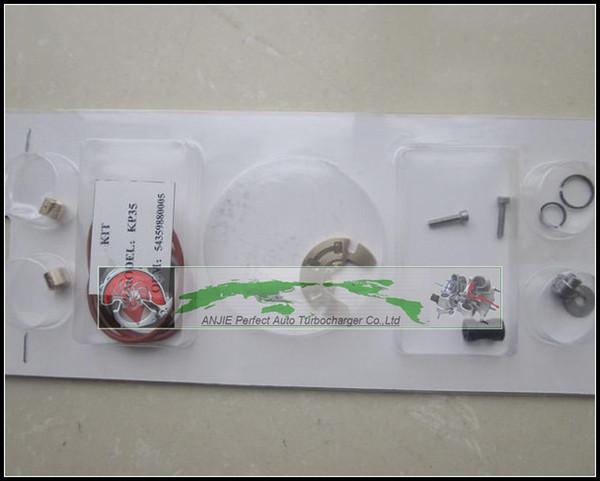Kit reconstrução turbo KP35 54359700005 54359880005 Para FIAT Dobro Panda Punto Musa Corsa 1.2L 1.3LD SJTD Y17DT Turboalimentador