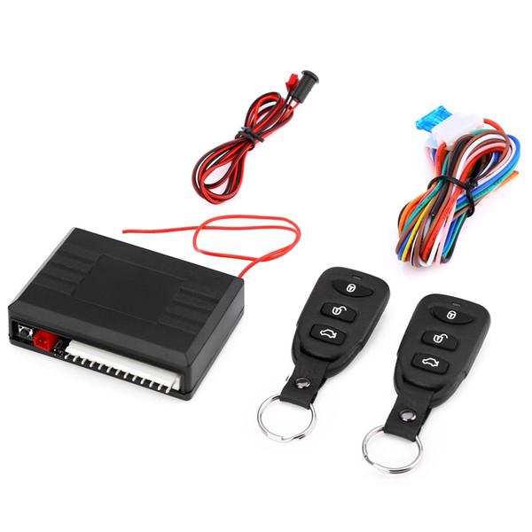 Unique Original Anti-theft Car Auto Central Kit Door Lock Locking Vehicle Keyless Unlock Entry System With Remote Control