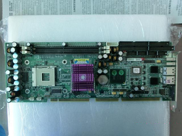 Portwell ROBO-8777VG2A Industrial Motherboard Dual Network length Of Two USB P4 Card 100% tested working,used, in good condition