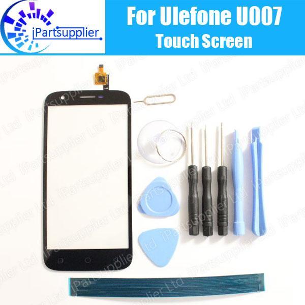 Wholesale- Ulefone U007 Touch Screen Digitizer 100% Guarantee Original Digitizer Glass Panel Touch Replacement For Ulefone U007 + Tools
