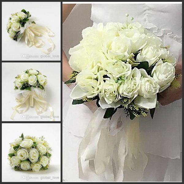 2017 New Bridal Wedding Bouquets Wedding Bouquet Flowers 2015 Best ...