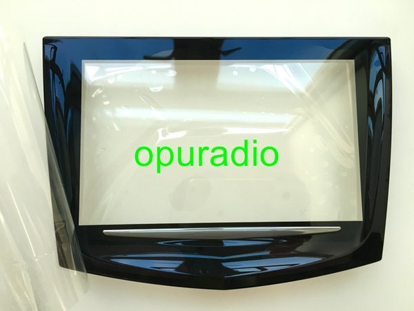 100%Original new Factory touch screen use for Cadillac car DVD GPS navigation LCD panel Cadillac touch display digitizer