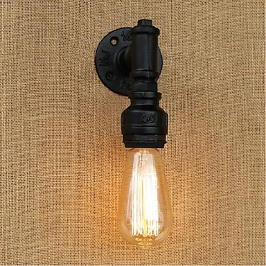 Rustic/Lodge Painting Feature for Bulb Included,Ambient Light Wall Sconces Wall Light