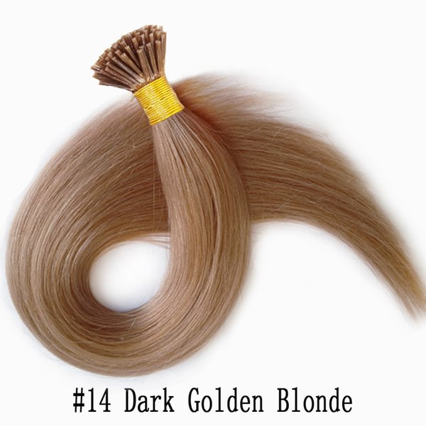 #14 Dark Golden Blonde
