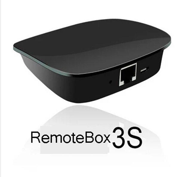 All'ingrosso-remotebox 3S Smart Home Automation WiFi Intelligent Controller / IR / RF interruttore Android e telecomando del televisore, luce, contenitore