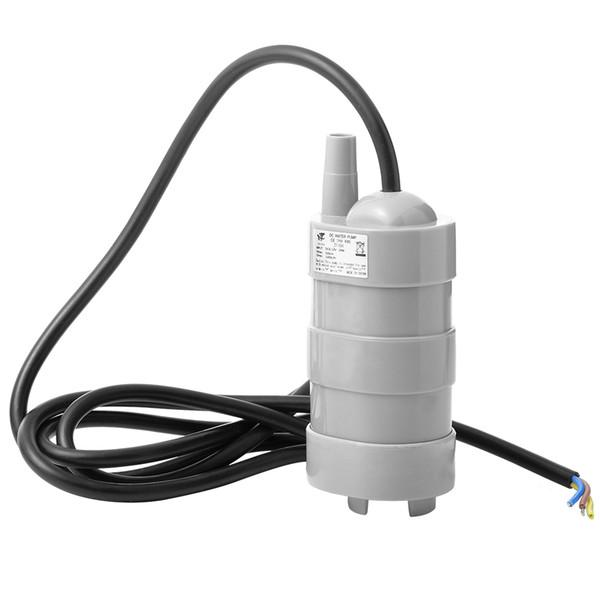 JT550 1000L/H 5M DC 12V Submersible Car Wash Bath Tank Aquarium Water Pump TE485