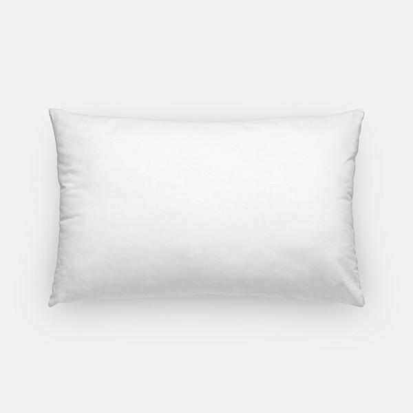 12x18 polegadas branco lombar lombar fronha de algodão branco puro em branco lombar fronha lombar travesseiro branco em branco sólido