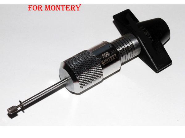 Hot H&H Montery Lock Pick Tool for Montery Granit Lock Door Unlock Locksmith Tools Fast Ship