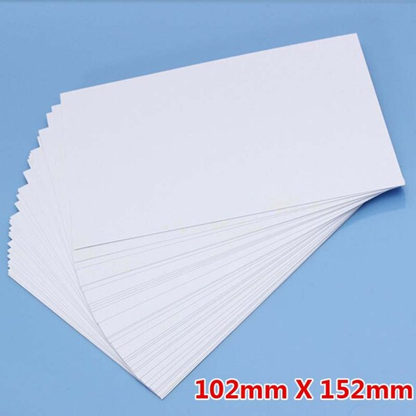 50 Sheet /Lot High Glossy 4R Photo Paper For Inkjet Printer Photographic Quality Colorful Graphics Output Album covers ID photo