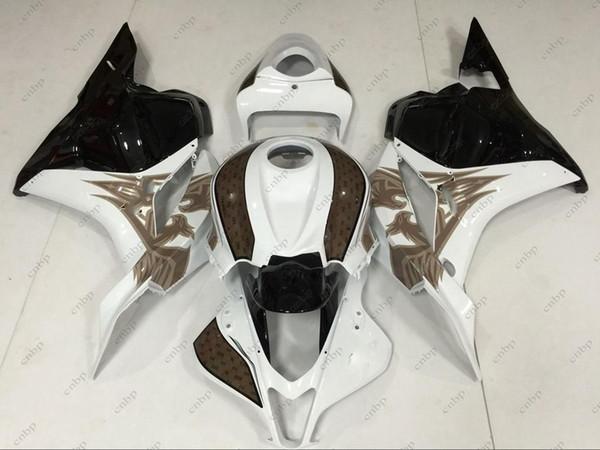 Bodywork CBR 600 RR 2012 Full Body Kits CBR600 RR 2009 White Black for phoenix ABS Fairing for Honda CBR600RR 2010 2009 - 2012