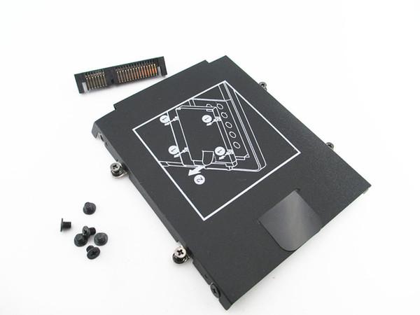 New SATA Hard Drive Caddy + Connector for HP EliteBook Folio 9470M 9480M