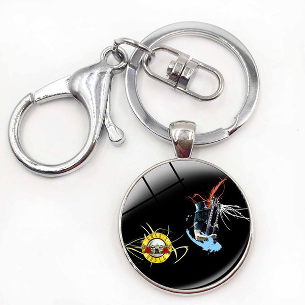 Keyring NEW UK Seller Iron Maiden Key Ring Chain The Beatles