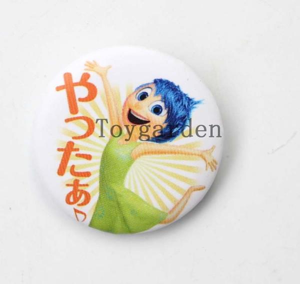 Vende lo último en uno 216 Pcs Princesa Badge Button Pins Niños Fiesta Regalos Diámetro 25mm envío gratis