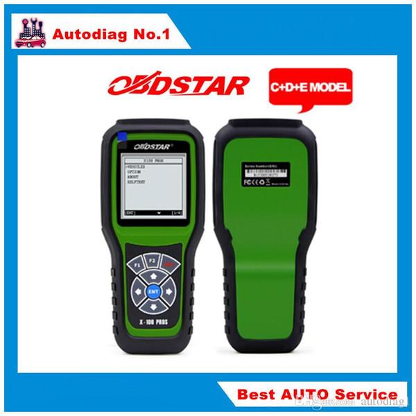 Hot Sael OBDStar Auto Key Programmer X100 PROS C + D +E model x-100 pros Odometer correction tool Free Shipping