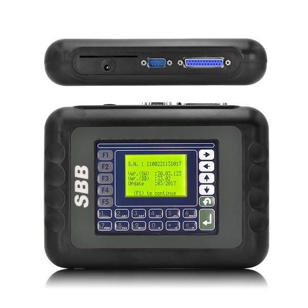 5 шт. / лот через DHL SBB программатор V33.02 для multi-Тавра Silca Sbb v33.Автоматический Программник ключа автомобиля 02