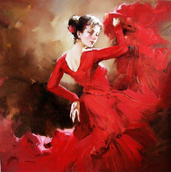 Enmarcado, muchacha de la danza del impresionismo, grande de alta calidad pintada a mano pura decoración de la pared pintura al óleo de arte de múltiples tamaños de lona se puede personalizar R331