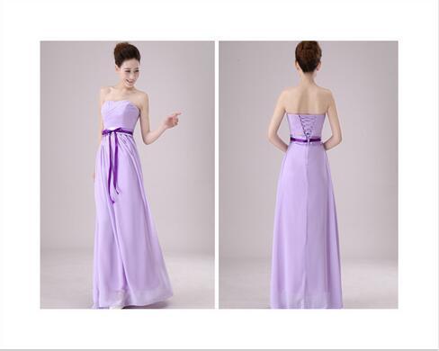 long light purple
