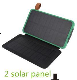 2 태양 전지판