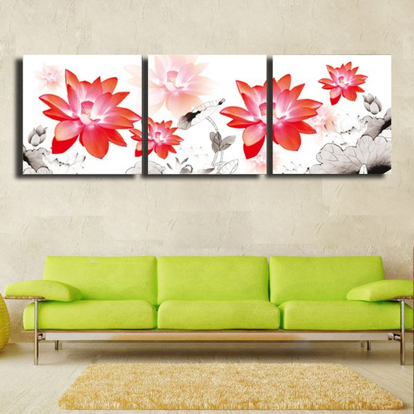 2019 Abstract Flowers Hd Picture Canvas Print Painting Wall Art For Wall Decor Home Decoration Cheap 94 From Ax2516387 26 14 Dhgate Com