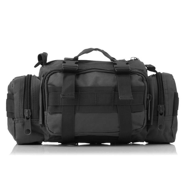 yihanstore 3L extérieure Molle Tactical Assault militaire pour appareils SLR Sac à dos Bagages Duffle Voyage Camping Randonnée Sac à bandoulière