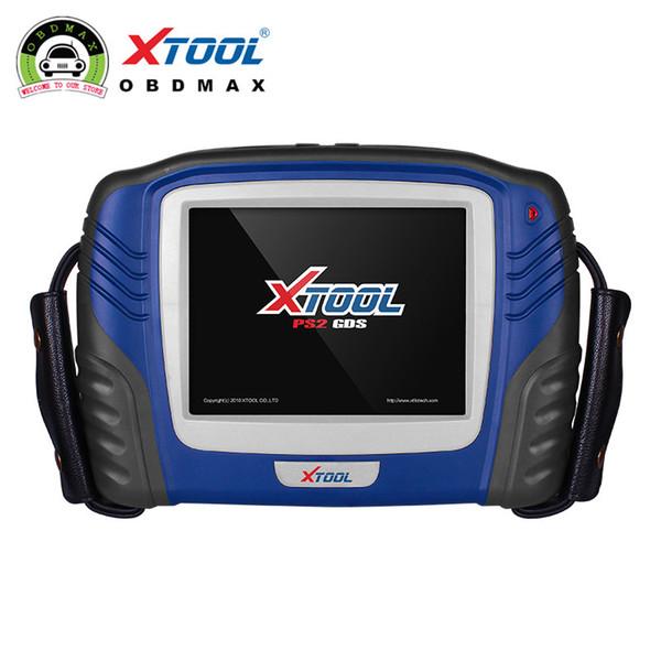 Strumento di diagnostica per auto originale versione PS2 GDI di Xtool PS2 GDS come X431 GDS Update Scatola di cartone online
