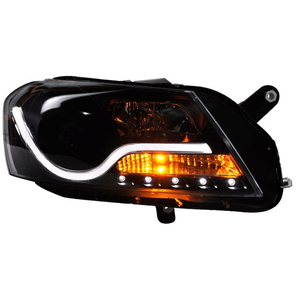 FOR Xiushan SONAR dedicated to the new MAGOTAN dual headlight light lens light guide assembly with LED modified headlamps