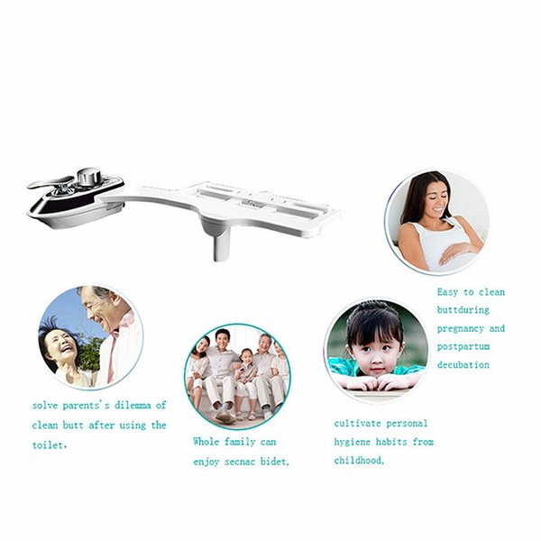 Incredible 2019 Women Washing Butt Retractable Nozzle Bidet Spray No Electricity Personal Shower Ass Portable General Toilet Seat Bidet J17120 From Janowang Ocoug Best Dining Table And Chair Ideas Images Ocougorg