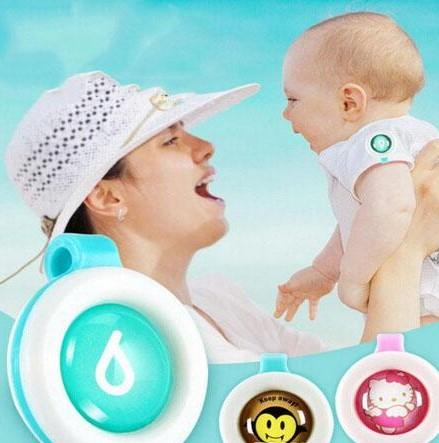 best selling New Mosquito Repellent Badge Button Buckle Cartoon Cute Anti-Mosquito Insect Bug Repellent Clip Buckle for Baby Mosquito Repellent Button