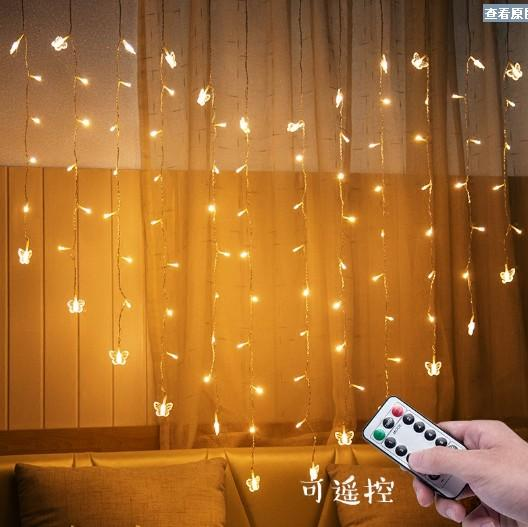 2M*1.6M butterfly lights remote control