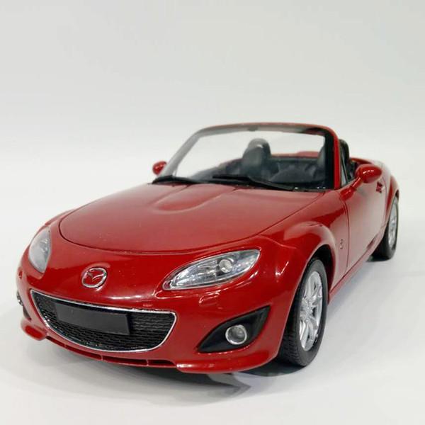 Mazda mx - 5 convertible - car models