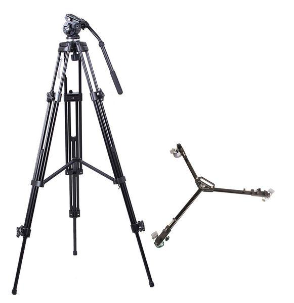 E717 Video Tripod And Dolly Kit For Mini Jib Arm Camera