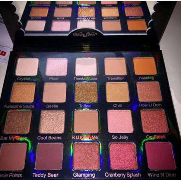 NEW Violet Voss Holy Grail Pro Eye Shadow Palette REFOR 20 color eyeshadow DHL Free shipping+GIFT