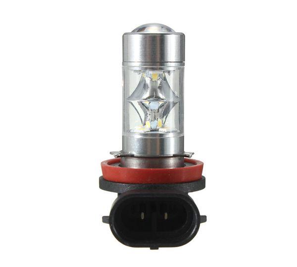 Haute Puissance 60W 6000K H4 H7 H8 H11 H16 9005 9006 1156 1157 7440 7443 3156 3157 Lampe de brouillard P13W Conduite lumière diurne DRL DC10-30v