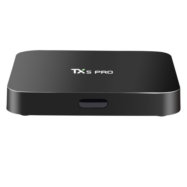 TX5 Pro Smart TV Box Android 6.0 Marshmallow Amlogic S905X Quad Core 2GB RAM 16GB ROM Mini PC Wifi 4K 3D Streaming Media Player HDMI 2G16G