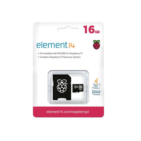 Freeshipping Official 16GB NOOBS Scheda Micro SD precaricata per Raspberry Pi 3 Modello B 16GB TF Card per BPI 3 Banana M2 M1 + plus D R1