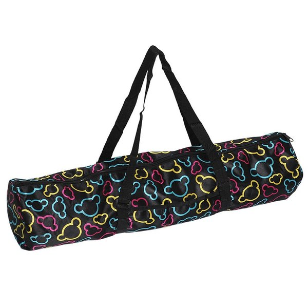 Wholesale Waterproof Yoga Pilates Mat Case Bag Carriers Backpack Pouch Multifunctional Bag Free Shipping