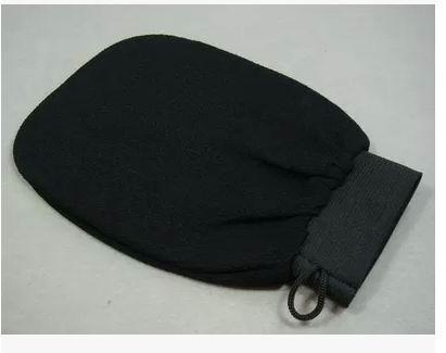 600Pcs Hot Sell Morocco New hammam scrub mitt magic peeling glove exfoliating tan removal mitt