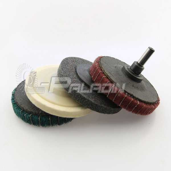 Stainless Steel Aluminium Grinding Polishing Set DIY Angle Grinde Flap Disc for Drill Power Tool
