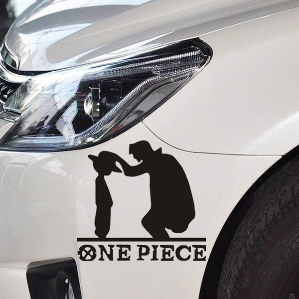 Car-styling Newest Design Funny Car Stickers One piece vinyl decals for Truck Decor car door body