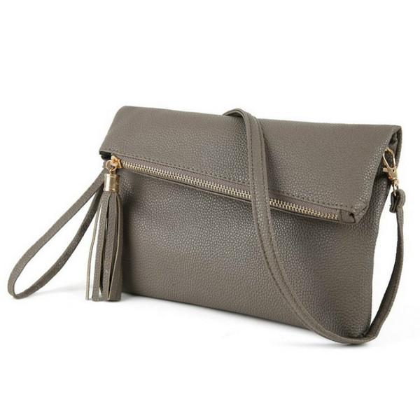 Tassel Design Women Messenger Bags Handbags Women Famous Brand ...